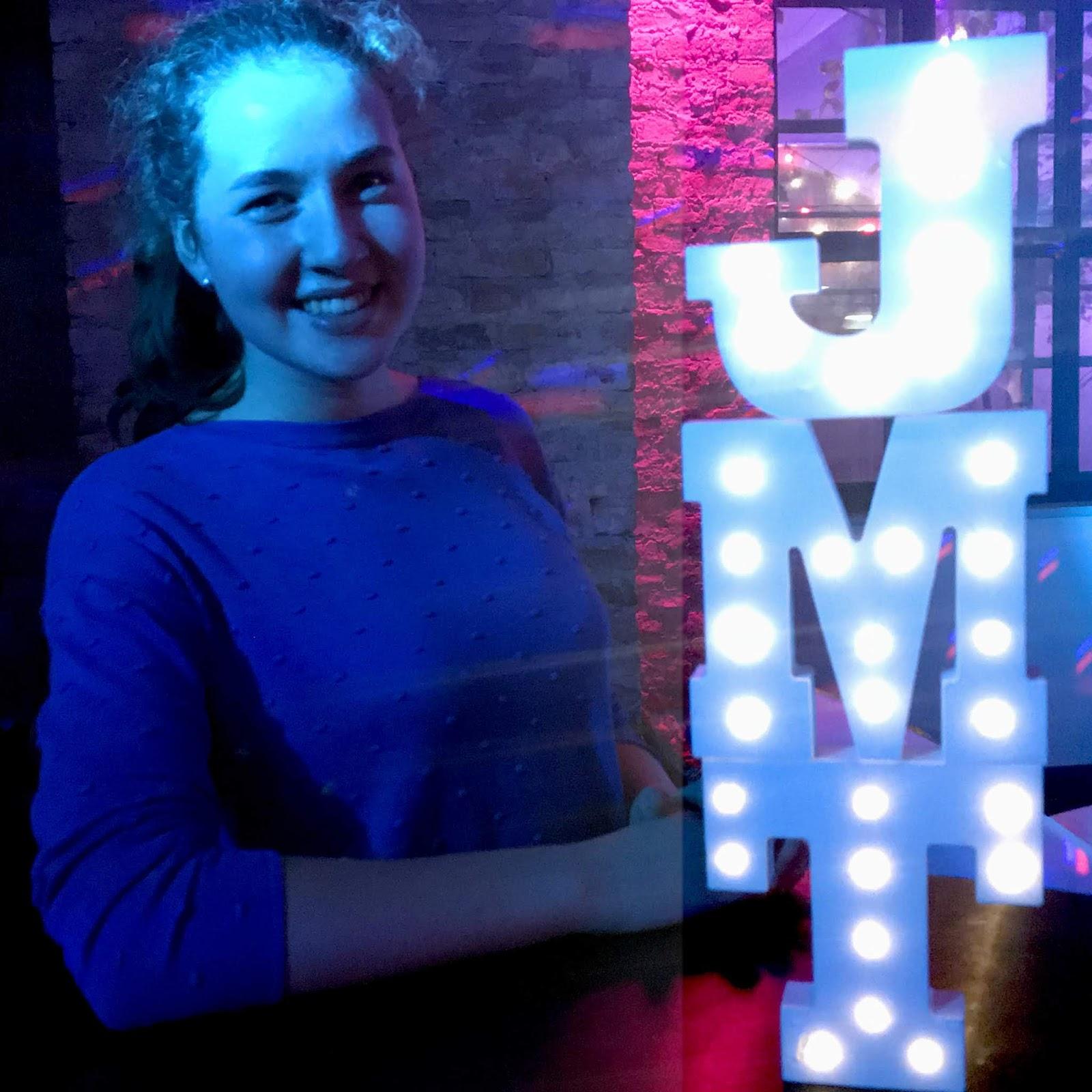 Mila auf den Jugendmedientagen