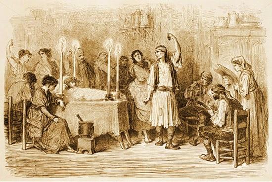 Funeral Medieval