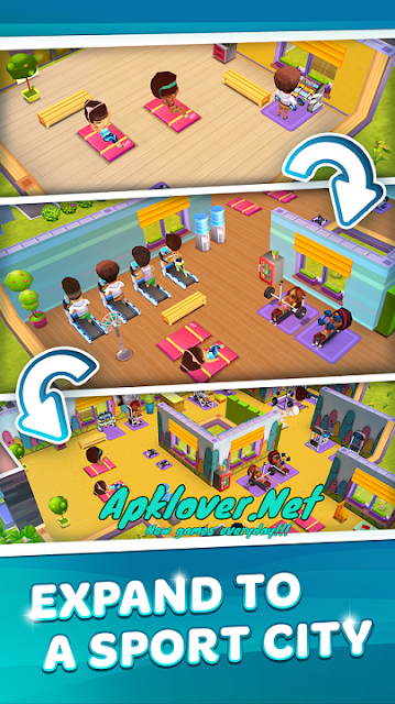 My Gym Fitness Studio Manager MOD APK unlimited money