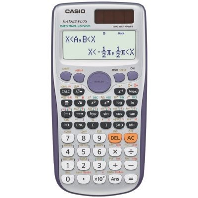 Kalkulator teknik terbaik Casio fx-115ES Plus