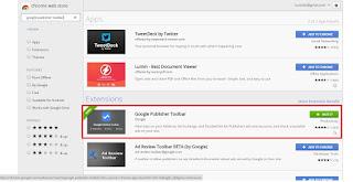 Tips Mudah Memblokir URL Iklan Google Adsense Menggunakan Google Publisher Toolbar