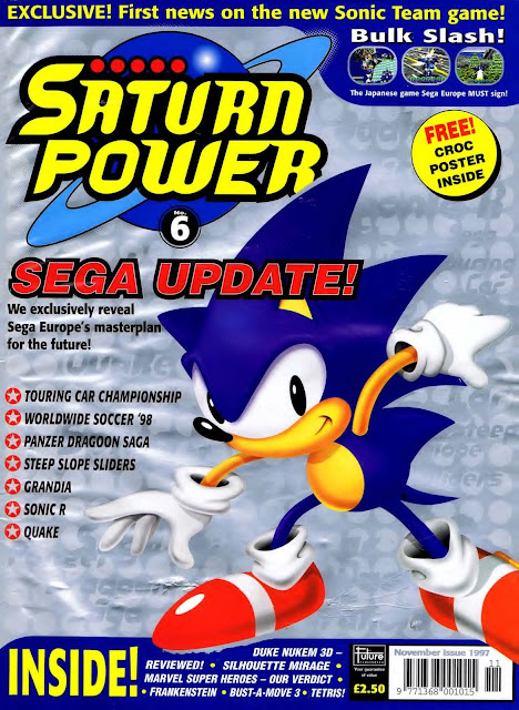 Saturn Power Issue Nº01 (1997)