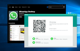 Cara Menggunakan WhatsApp Pada Komputer atau Laptop Dengan Mudah