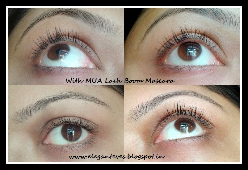 MUA Lash Boom Mascara #Ultra Black