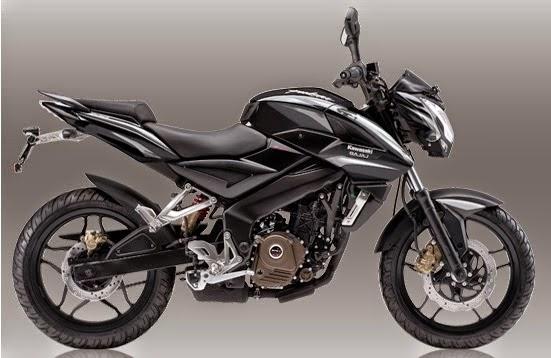 Sport bike Kawasaki Pulsar 200NS