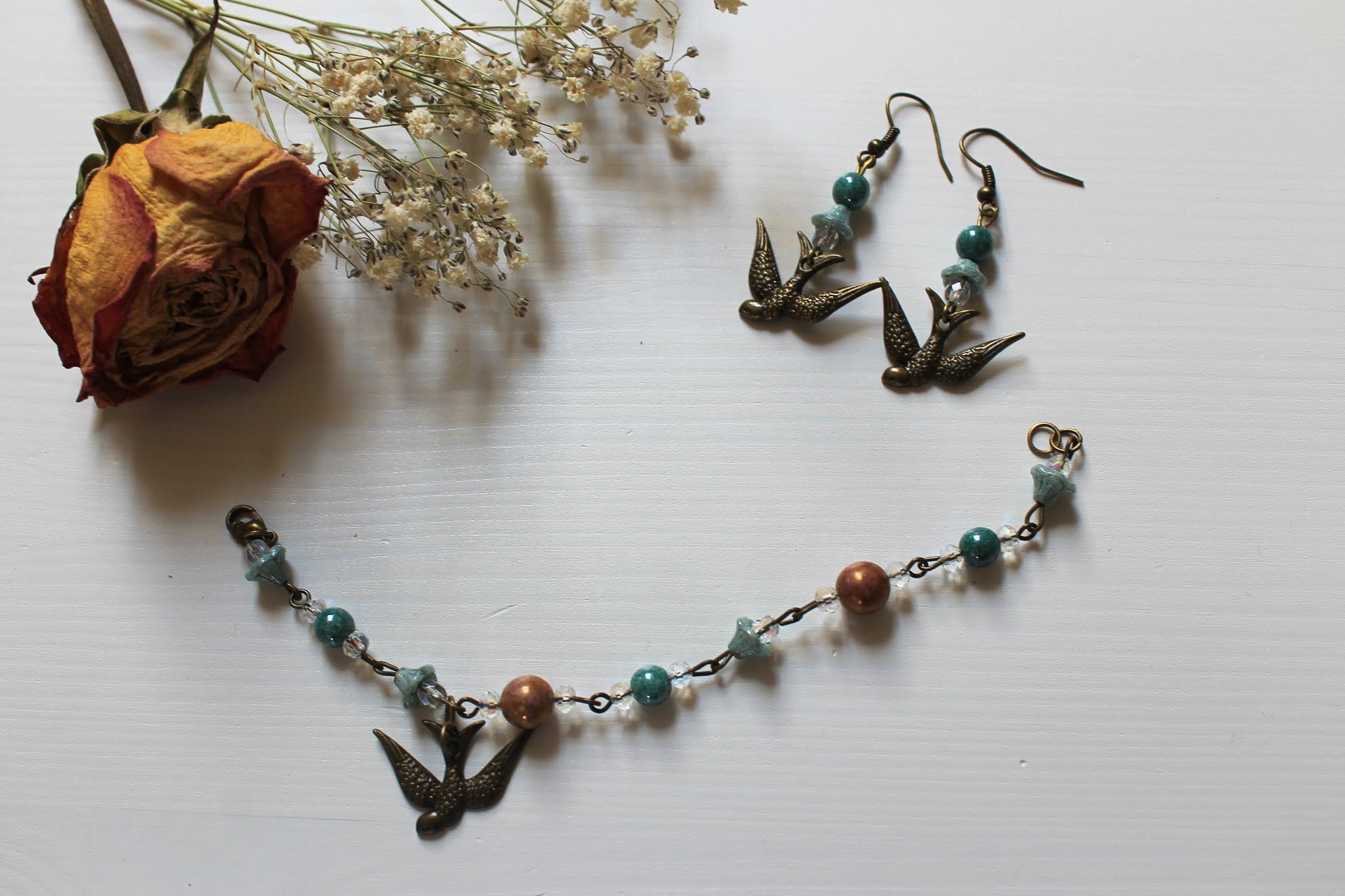 gioielli artigianali The moon creations