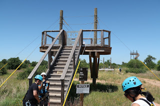 The Platform for the first zip