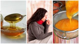 sirop de carotte et de miel pour éliminer les mucosités