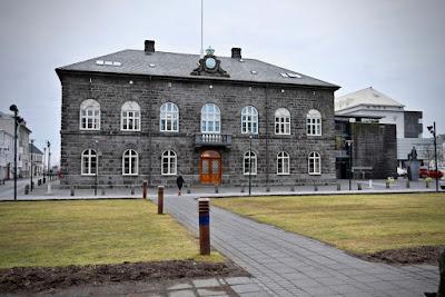 El nuevo edificio del gobierno Islandés ubicado en Reykjavik