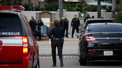1 dead, 7 wounded in shooting at San Diego apartment complex; gunman killed by police