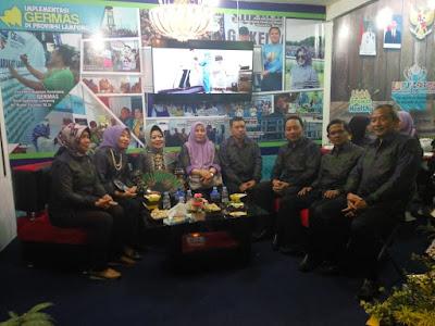 Periksa Kesehatan Gratis di Lampung Fair 2018