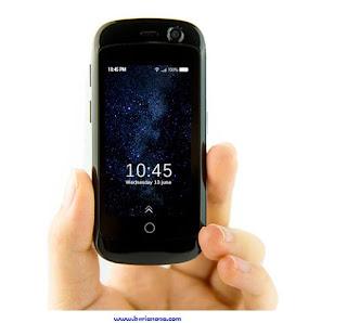 Keren ! Lahirnya Jelly Smartphone Android Terkecil Di Dunia !
