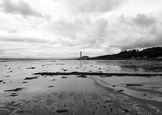 looking towards longannet power station
