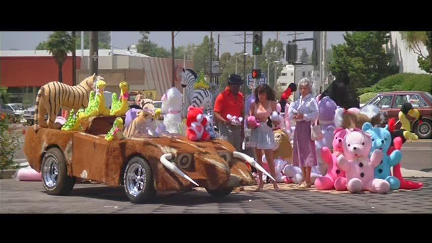 Northridge Mall Car Wash