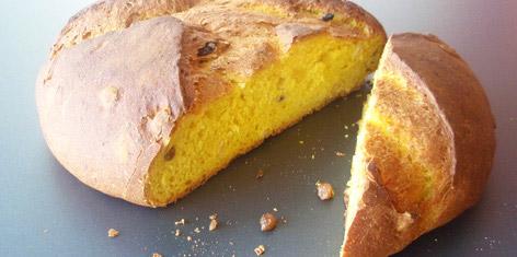 Pan de calñabaza