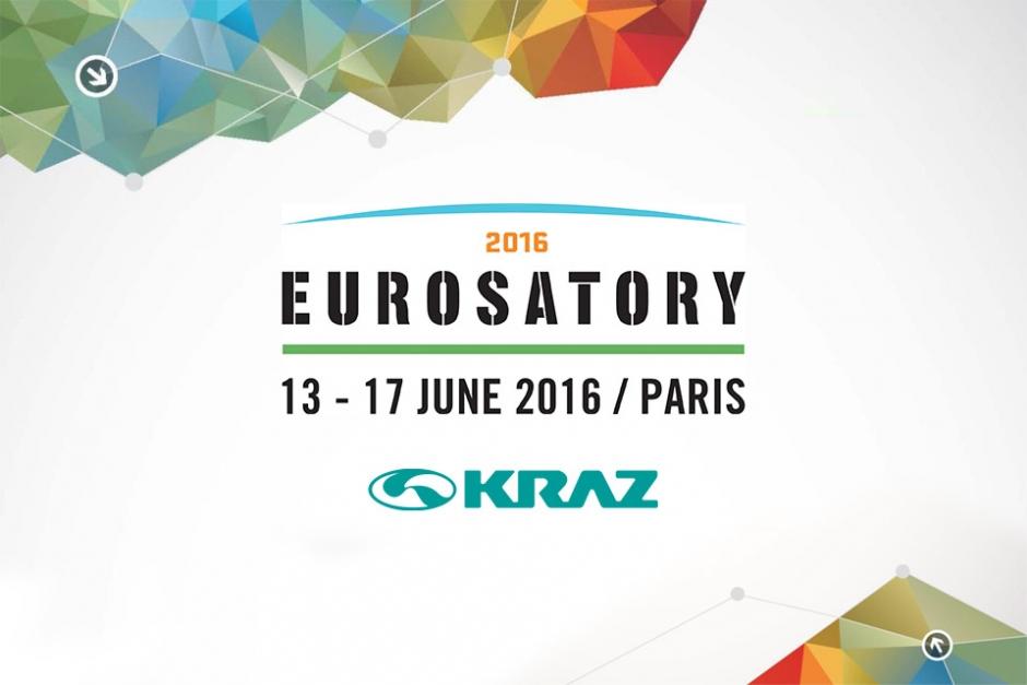 Автокраз Eurosatory 2016