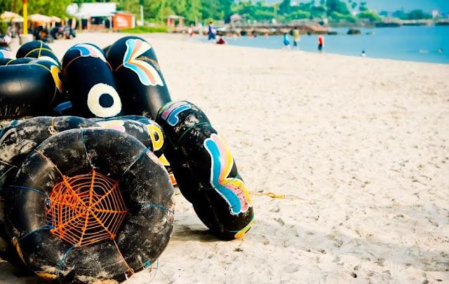 Pantai Delegan Gresik Tempat Wisata Yang Populer