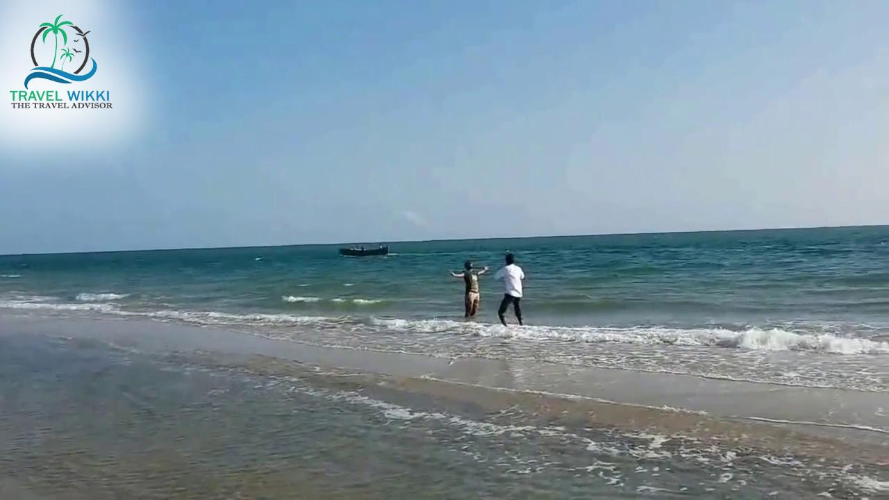 Dhanushkodi Beach, Tamil Nadu