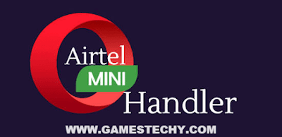 Airtel Opera Mini Handler Free Browsing Cheat