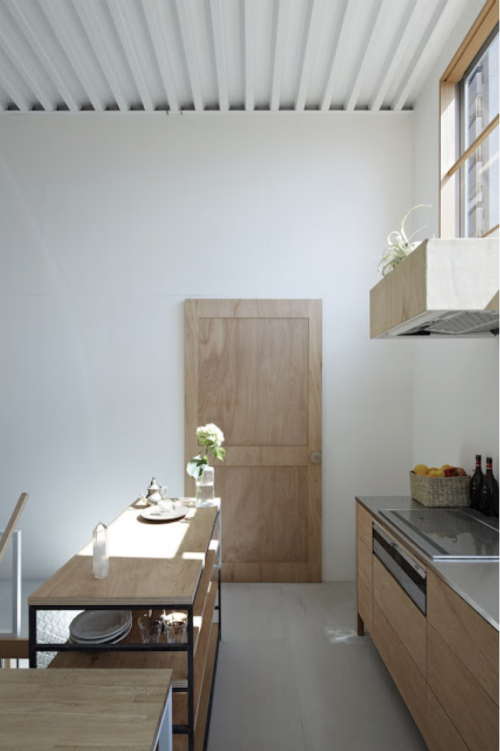 Leuchtend grau interior magazin celebrating soft for Minimalismus haus