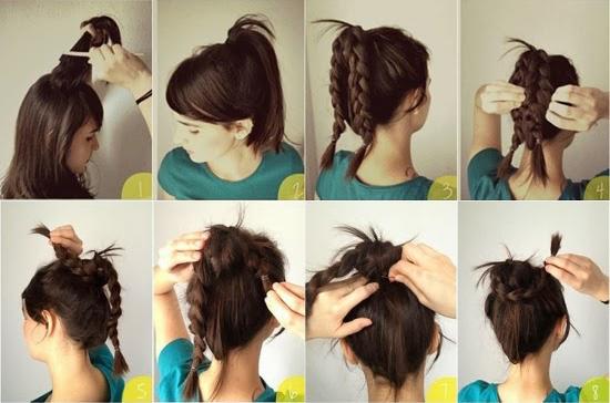Model Rambut Wisuda Simpel Untuk Wanita Model Rambut Dan Gaya