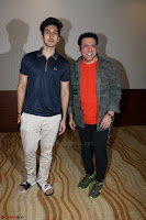 Govinda with wife Sunita Ahuja and Son Yashvardan Ahuja at Screening Of her new movie Aa a Hero 12.JPG