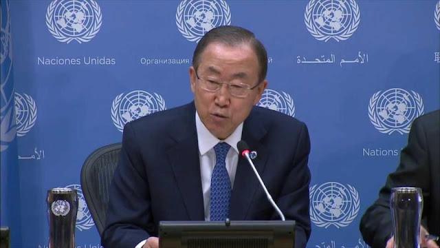 Ban Ki-moon repudia nueva masacre de Arabia Saudí en Yemen