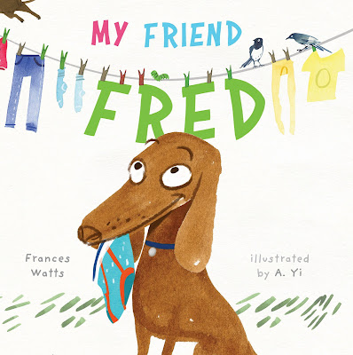My Friend Fred cover