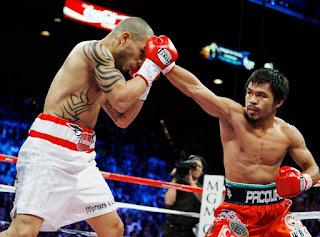Manny Pacquiao versus Conor Mcgregor fight
