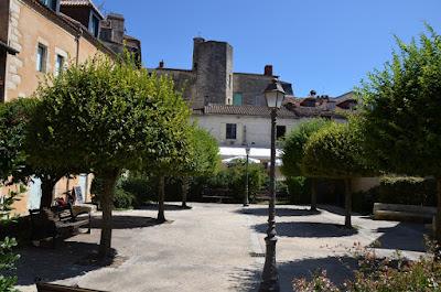 Périgueux. Plaça de Navarra