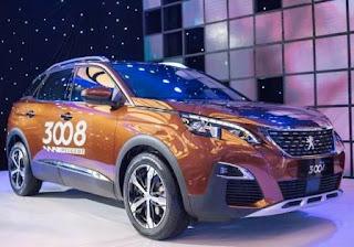 Xe Peugeot 3008 5008 giao ngay