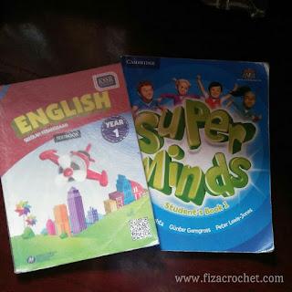 Bahasa English year 1