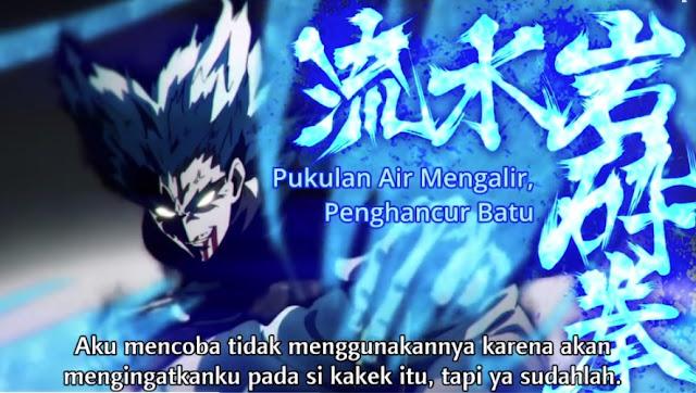 One Punch Man Season 2 Episode 3 Subtitle Indonesia