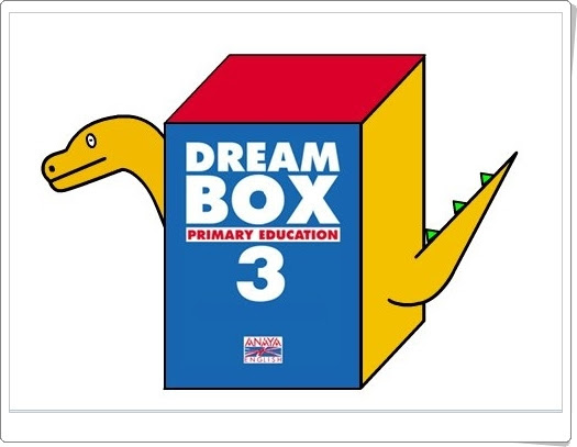 """Dream Box. Anaya English. 3º Nivel de Primaria"""