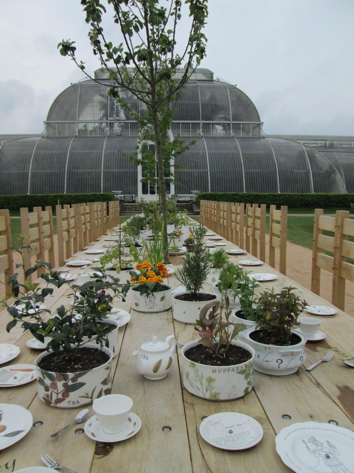 The Royal Botanic Gardens At Kew The Gardener S Cottage