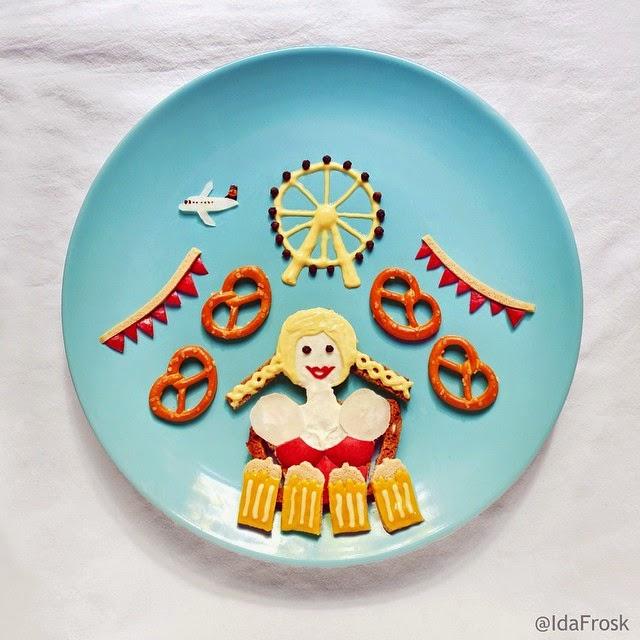 وجبة إفطار للأطفال