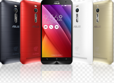 Tutorial Root Asus Zenfone 2 ZE551ML dan ZE550ML