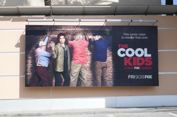 Cool Kids season 1 billboard
