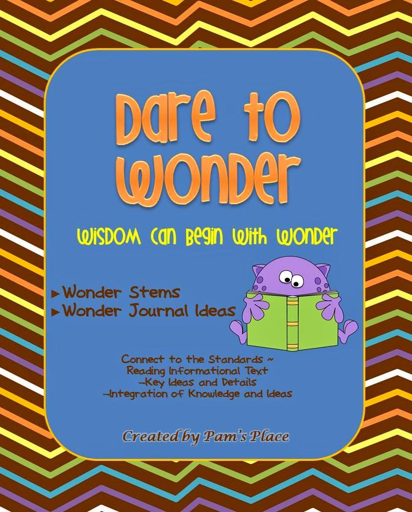 http://www.teacherspayteachers.com/Product/Read-Informational-Text-RI127-Wonder-Stems-Journal-Ideas-644206