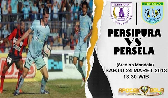 Prediksi Persipura vs Persela 24 Maret 2018