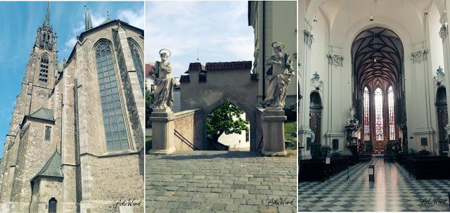 Czechy, Katedra św. Piotra i Pawła