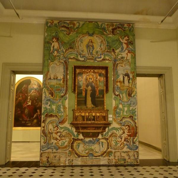 opera sacra nel museo della città valencia