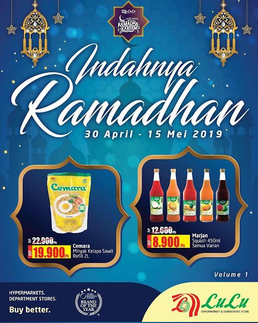#LuluStore - #Promo #Katalog Persiapan Ramadhan Periode 30 April - 15 Mei 2019
