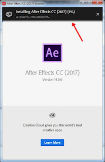 CARA INSTAL ADOBE AFTER EFFECTS CC 2017 FULL VERSION