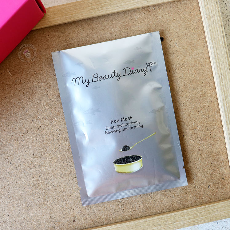 MY BEAUTY DIARY ROE MASK
