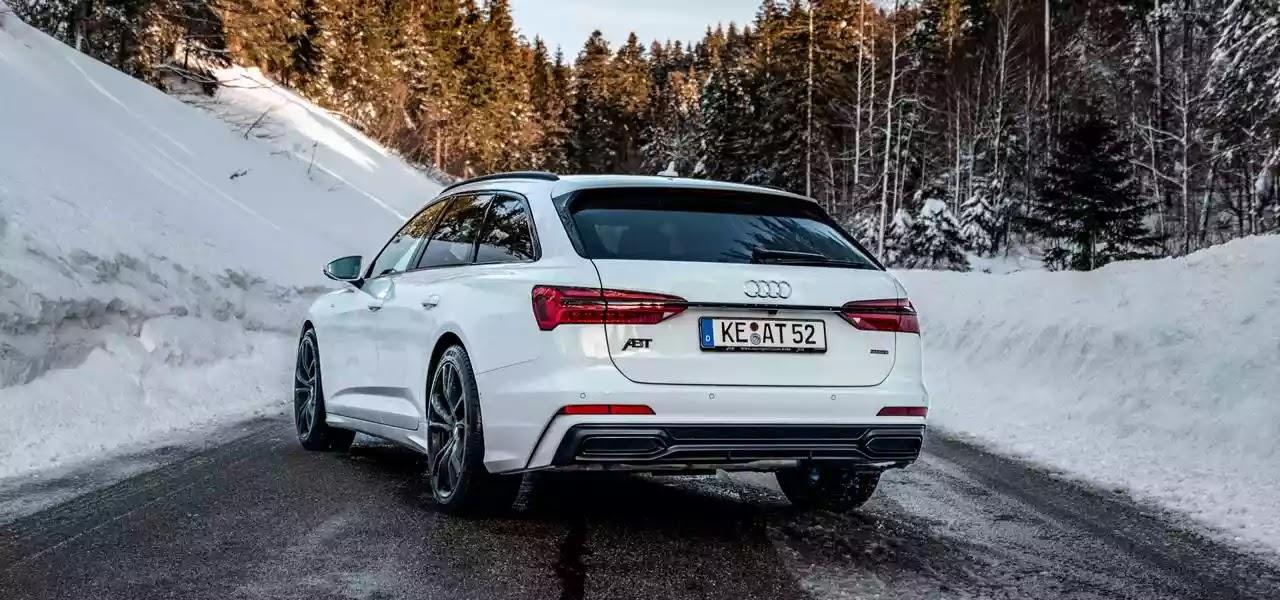 425 Ps Und 21 Zöller 2019 Abt Sportsline Audi A6 C8 معلومات هادفة