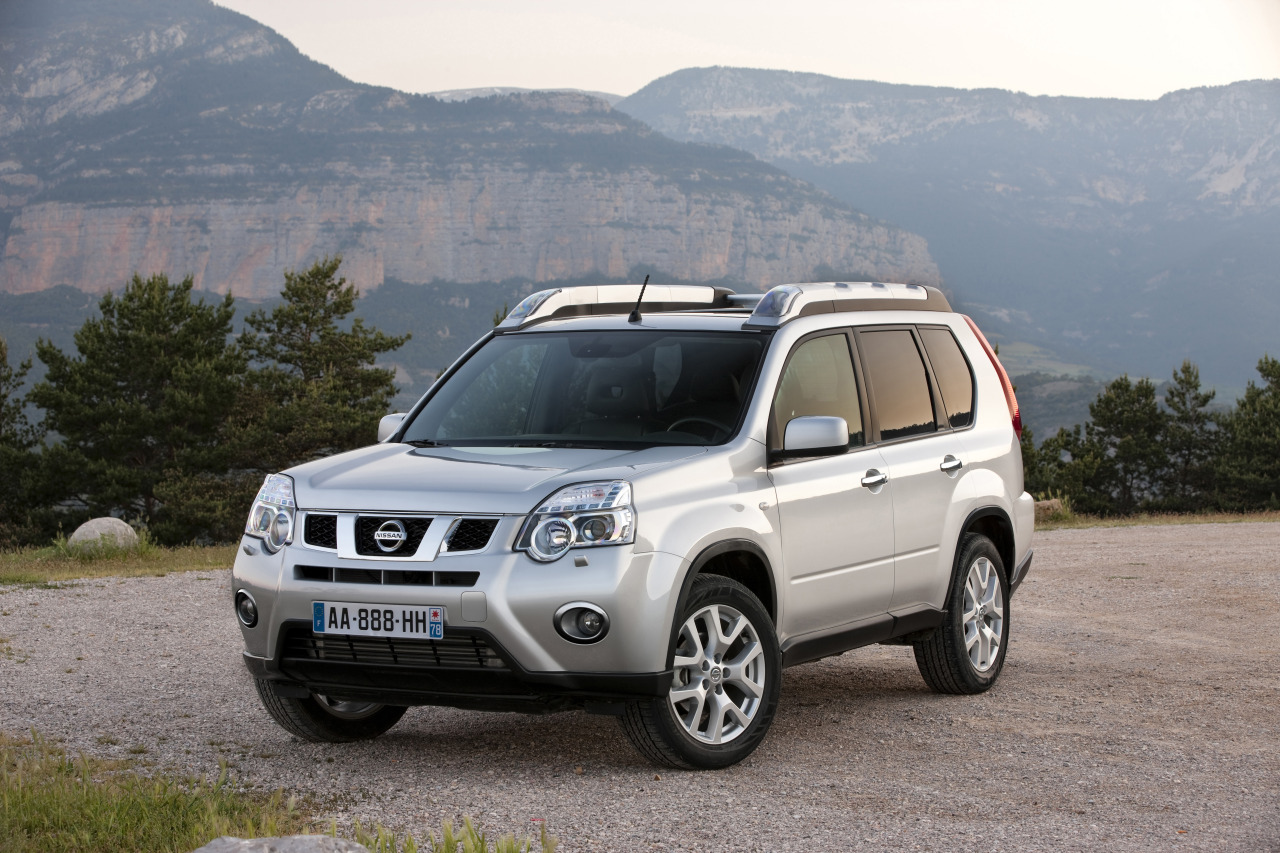 Wwwemocionalvolanteblogspotcom Nissan X Trail Sv A La