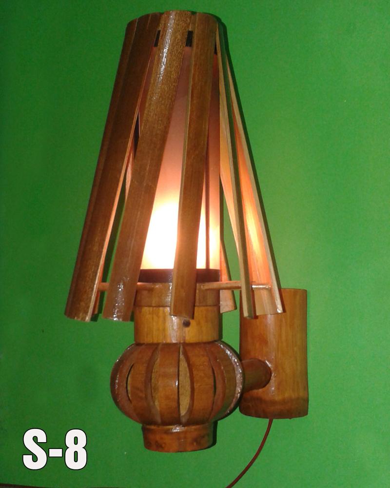 Kerajinan Tangan Dari Bambu: Puluhan Ide Kreatif Menghias