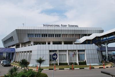 Pelabuhan Penyeberangan Ferry Internasional, Batam Centre