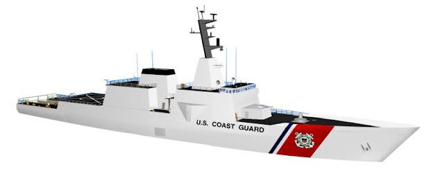 USCG Offshore Patrol Cutter